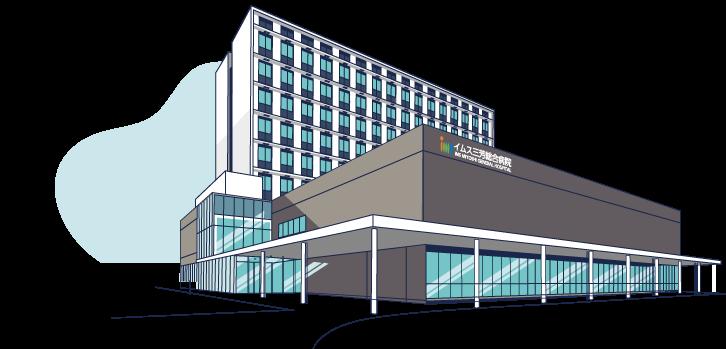 病院 総合 イムス 三芳